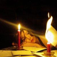 Время жечь рукописи :: Ilami Yasna
