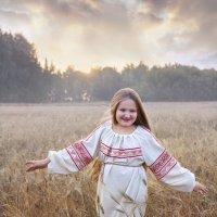 Русское поле :: Светлана