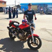 Мотоциклист. :: Венера Чуйкова