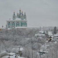 Вид на Старый Смоленск :: Aleksandr Ivanov67 Иванов
