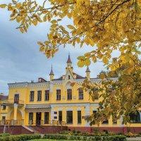Золотая осень :: Сергей Тарабара