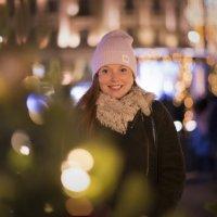 На Новый год на Манежной площади :: Михаил Онипенко