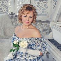 Любимый 19 век :: Наталья Мячикова