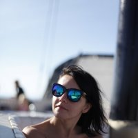 Прогулка на яхте :: Виталий Биньковский
