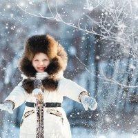 Зима :: Елена Рябчевская