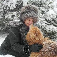 Зимняя прогулка. :: Елена Фокина