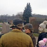 74 я годовщина полного снятия блокады Ленинграда. :: Виктор Егорович