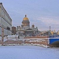 Синий мост. :: Senior Веселков Петр