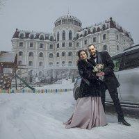 стужа :: Евгений Иванов