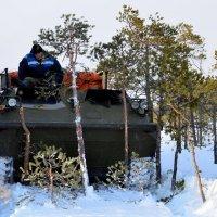 Броня крепка, и танки наши быстры... ))) :: © ГраВИ