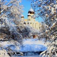 Зимушка - зима :: олег свирский