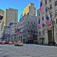 Однажды зимой в Нью Йорке ! :: Виталий Селиванов