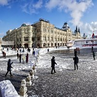 Зима. :: Александр Бабаев