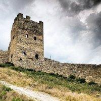 Генуэзская крепость Кафа... :: Сергей Леонтьев