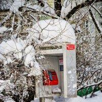 телефон автомат! :: Василий Шестопалов