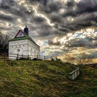 Петропавловская церковь :: Александр Бойко