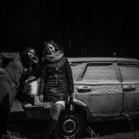 Едут бабы на пикник))) :: Олег Рябковский