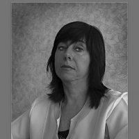 Портрет Татьяны Шпунтовой :: Сергей Порфирьев