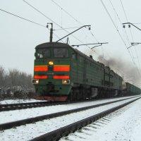 2ТЭ10М - 3612 :: Сергей Уткин