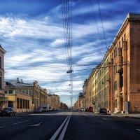 Рузовская улица(Санкт-Петербург) :: Игорь Свет