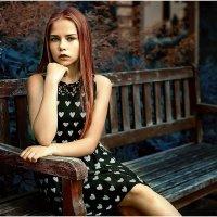 Задумчивая скамейка ...I :: Arturas Barysas