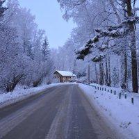 Загородный домик :: Алексей http://fotokto.ru/id148151Морозов