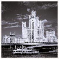 Первый взгляд на Москву сибиряка... :: Алексей Белик