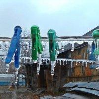 Дождь замерз :: Переменка Переменка