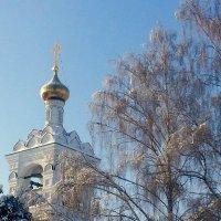 Зимушка-зима :: Наталья Соколова