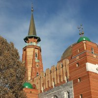 Соборная мечеть. Самара :: MILAV V