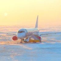 """Позёмок.""""Тропическая Зима"""" за полярным кругом. :: Alexey YakovLev"""