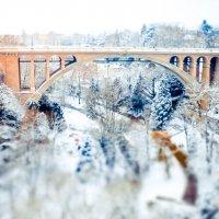 Winter in Luxembourg :: Alena Kramarenko