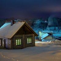 Хорошо иметь домик в деревне! :: Sergey-Nik-Melnik Fotosfera-Minsk