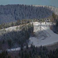 Романтика горных лыж :: Alexandеr P