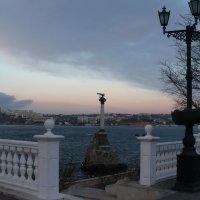 Зима в Севастополе :: Наталья Алексеева