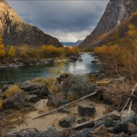Чулышман-river :: Влад Соколовский