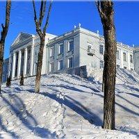Дворец. :: Александр Шимохин