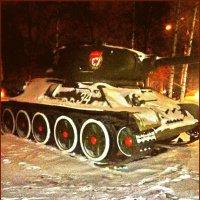 Зимняя кампания.... :: Vladimir Semenchukov