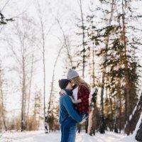 Настя и Андрей :: Нина Тынс
