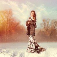 Зимняя сказка :: Anna Albert