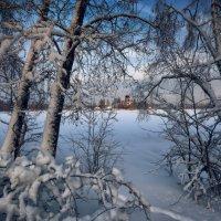В снегах... :: Roman Lunin