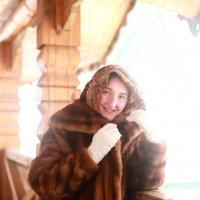Русская зима :: Анна Каверина