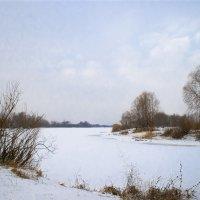 На реке :: Елена Пономарева