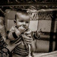 Маленький мужик :: Никита Санов
