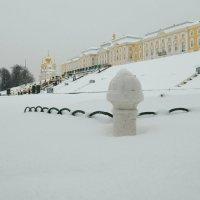 Зимний минимализм.... :: tipchik