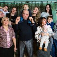 Большая дружная семья :: Valentina Zaytseva