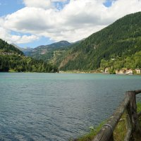 Горное озеро :: Иван Дронов