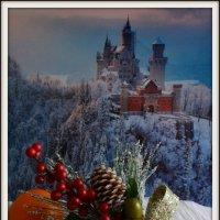 Сказочная зима. :: Anna Gornostayeva