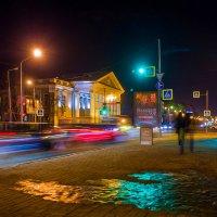 Ночной город :: Наталья Новикова