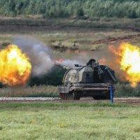 Самоходная артиллерийская установка Мста-С :: Павел Myth Буканов